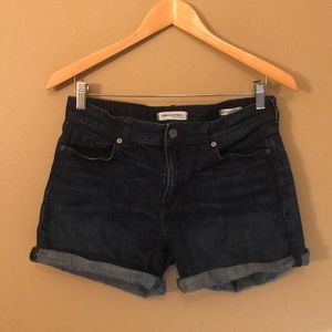 Banana Republic Roll-Up Short 27